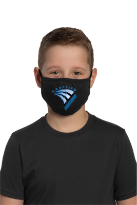 Eastview Lightning Mask - Youth