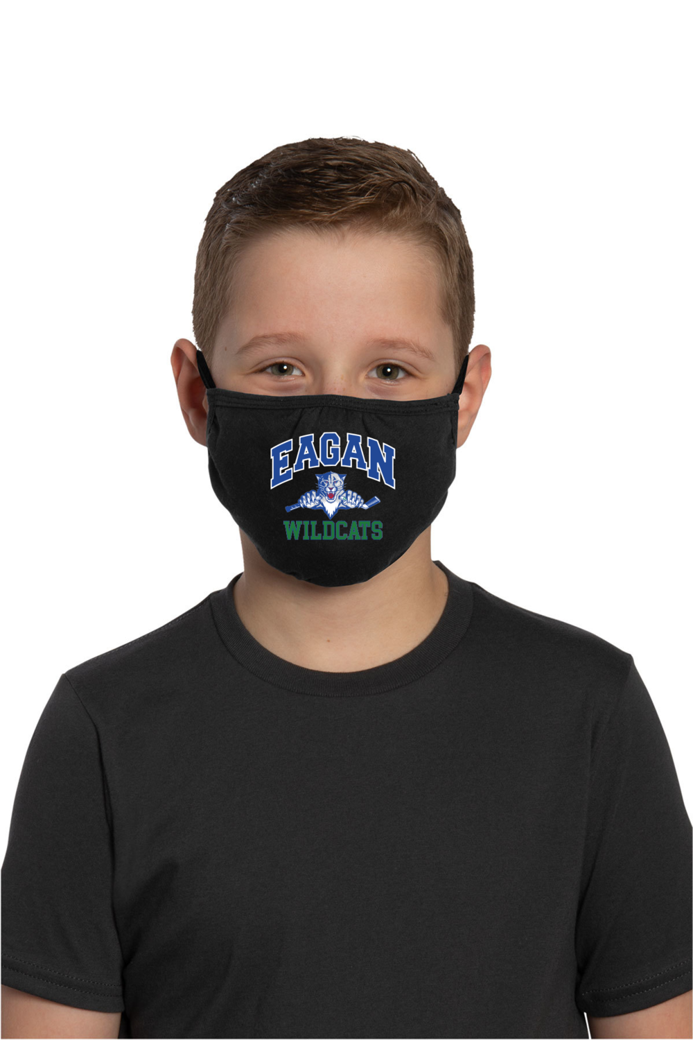 Eagan Wildcats Hockey Mask - Youth