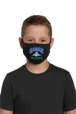 Eagan Wildcats Hockey Mask - Youth