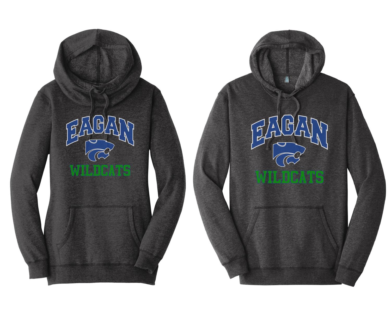 Eagan Wildcats District ® Lightweight Hoodie