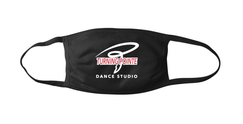 Turning Pointe Dance Studio Mask - Adult