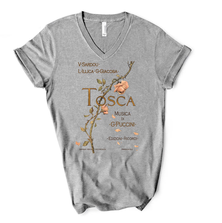 Tosca by Giacomo Puccini Shirt