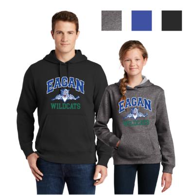 Eagan Hockey Pullover Hoodie