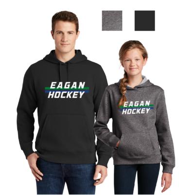 Eagan Hockey Pullover Hoodie - 2020 Design