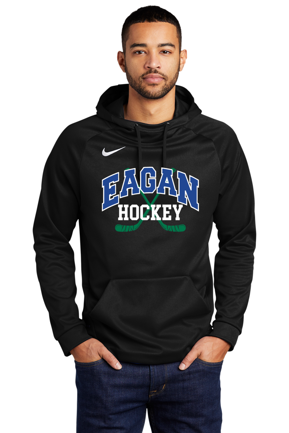 Eagan Hockey Nike Therma-FIT Hoodie