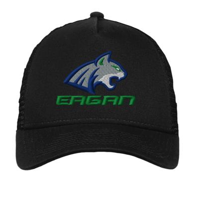 Eagan Wildcat New Era® Snapback Trucker Cap