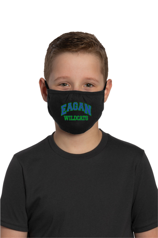 Eagan Wildcats Mask - Youth