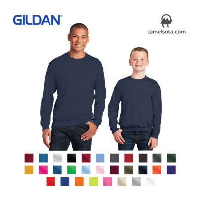 Custom Gildan - Heavy Blend Crewneck Sweatshirt