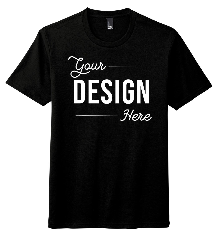 District Triblend Unisex Short Sleeve Shirt