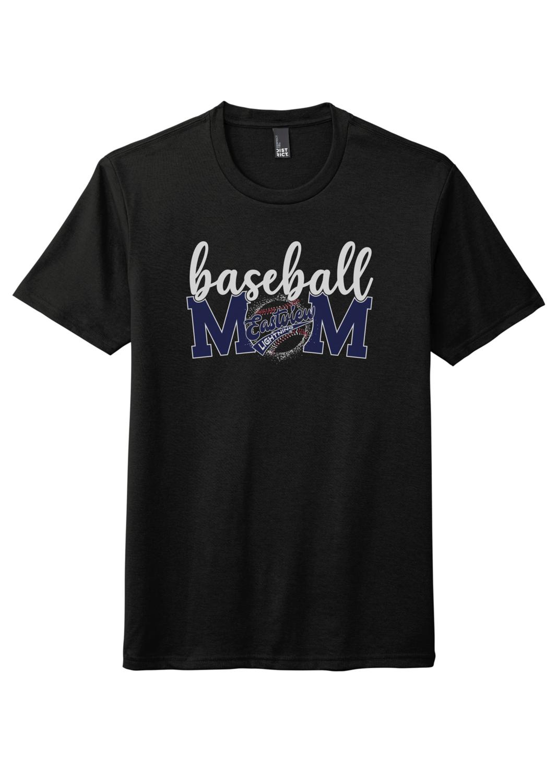 Triblend Tee - Eastview Baseball Mom Shirt