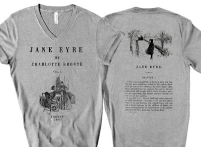Jane Eyre by Charlotte Bronte Shirt