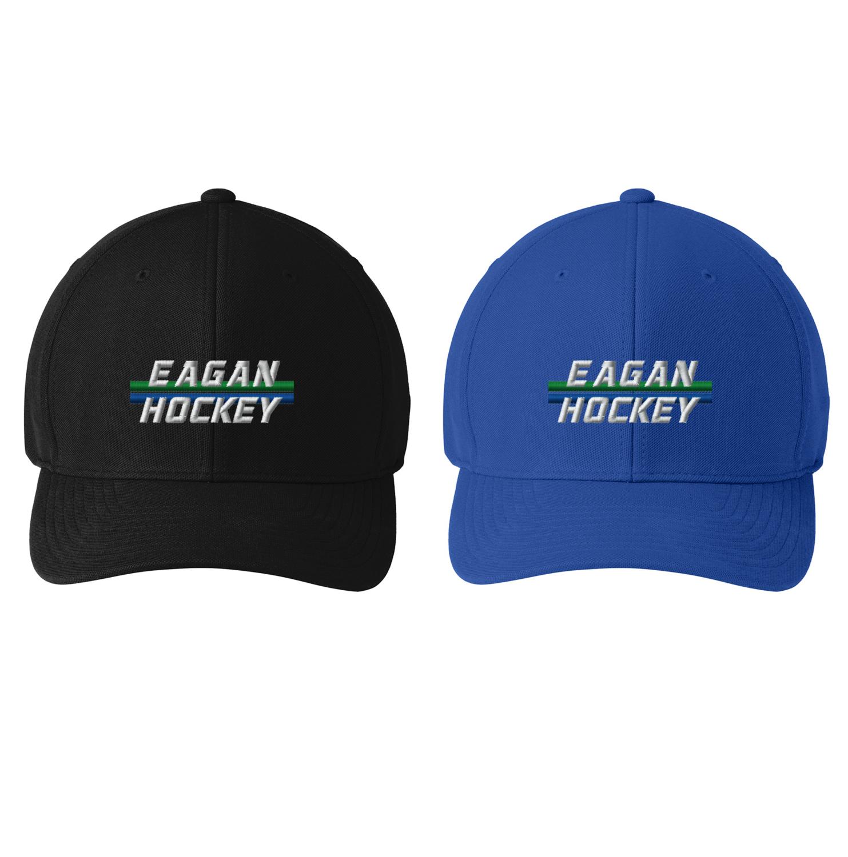 Eagan Hockey Port Authority Flexfit 110® Cool & Dry Mini Pique Cap