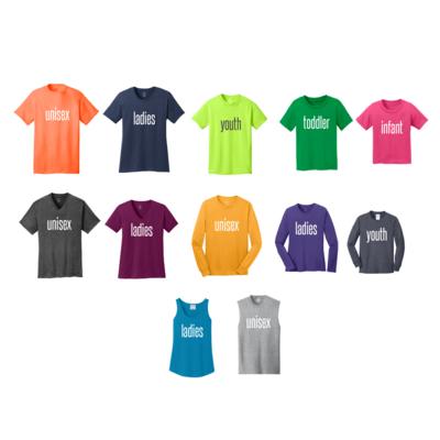 Port & Company - Core Cotton T-Shirt