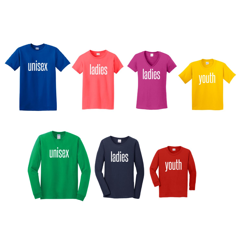 Gildan 100% Heavy Cotton T-Shirt