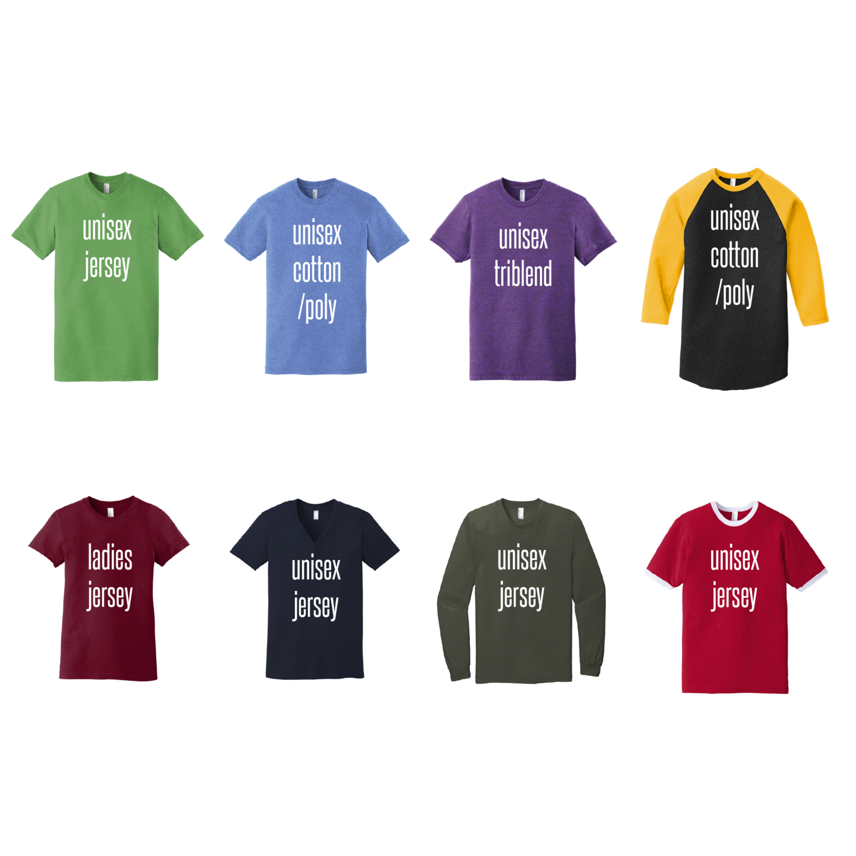 American Apparel Brand Shirts