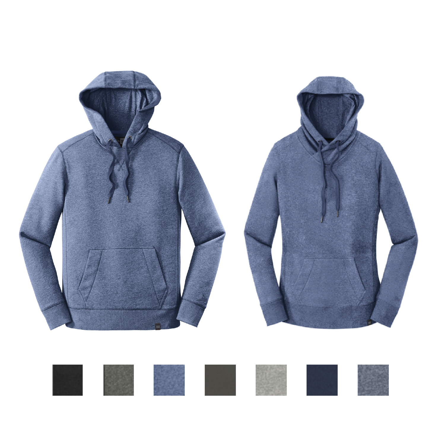 New Era French Terry Pullover Hoodie