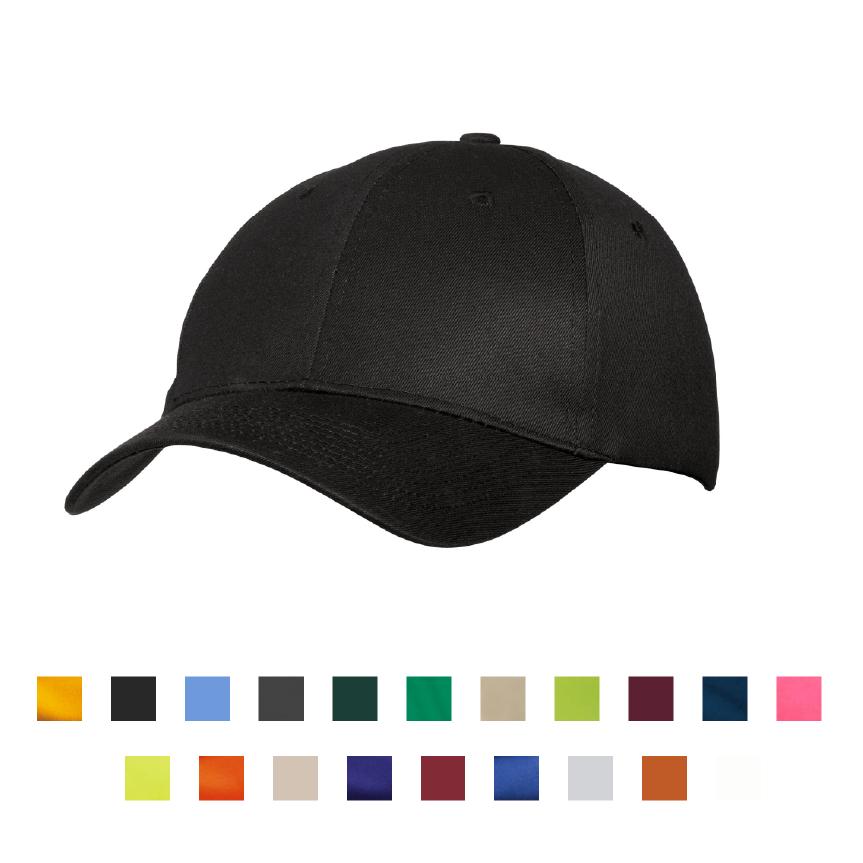 Port & Company - Six-Panel Twill Cap