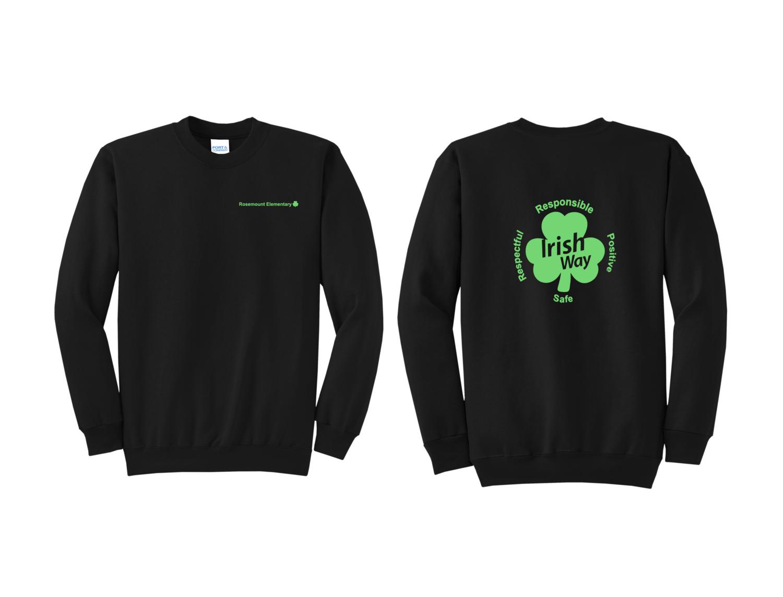 Port & Company Crewneck Sweatshirt & Hoodie