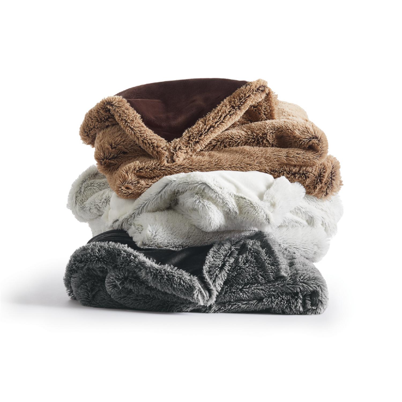 Port Authority Faux Fur Blanket