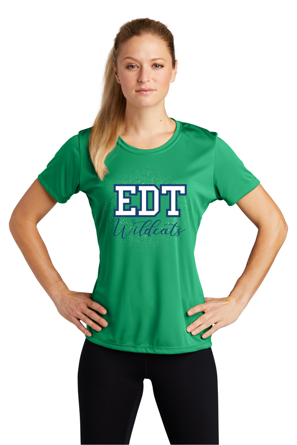 Sport-Tek® Ladies PosiCharge® Competitor™ Tee - FOR DANCERS ONLY