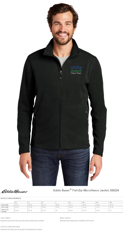 Eddie Bauer® Full-Zip Microfleece Jacket