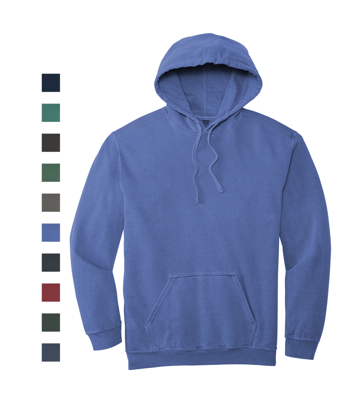 Comfort Colors Ring Spun Hooded Sweatshirt