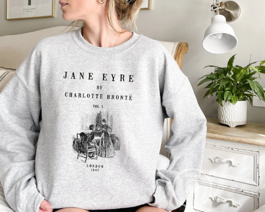 Jane Eyre Long Sleeve Pullover