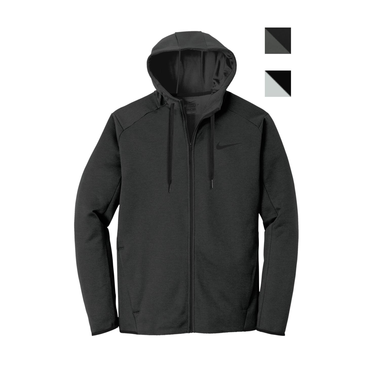 Nike Therma-FIT Textured Fleece Full-Zip Hoodie