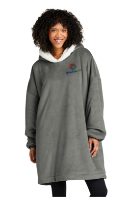 IGH-Eagan Girls Hockey - Port Authority Mountain Lodge Wearable Blanket