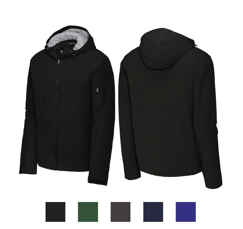 Sport-Tek Waterproof Insulated Jacket