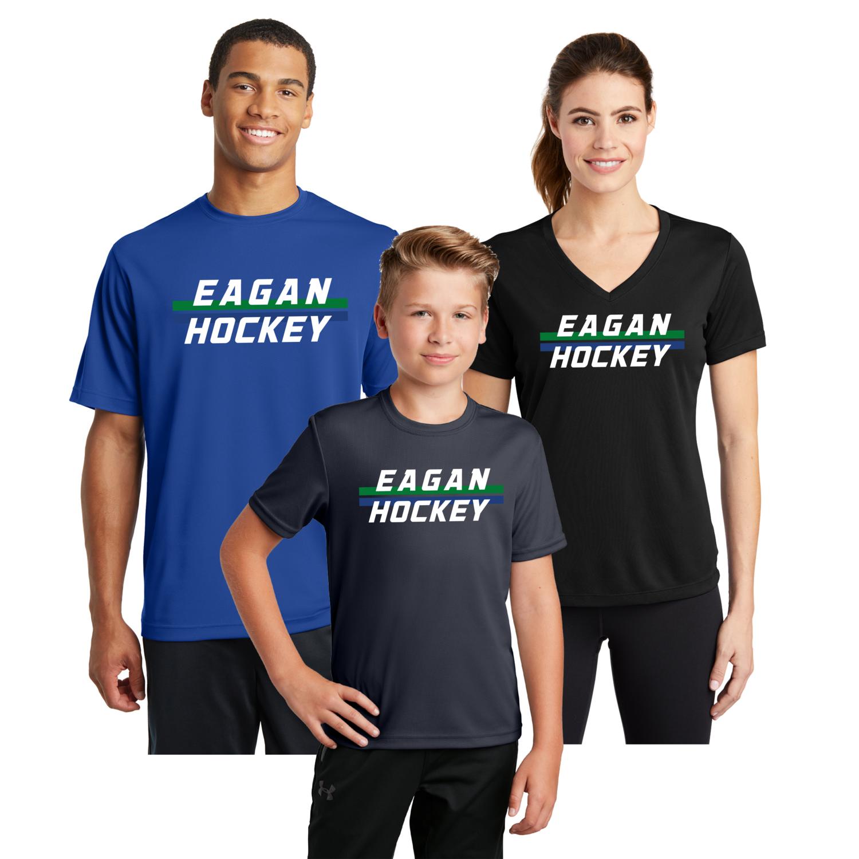Eagan Hockey Sport-Tek PosiCharge® RacerMesh® Tee