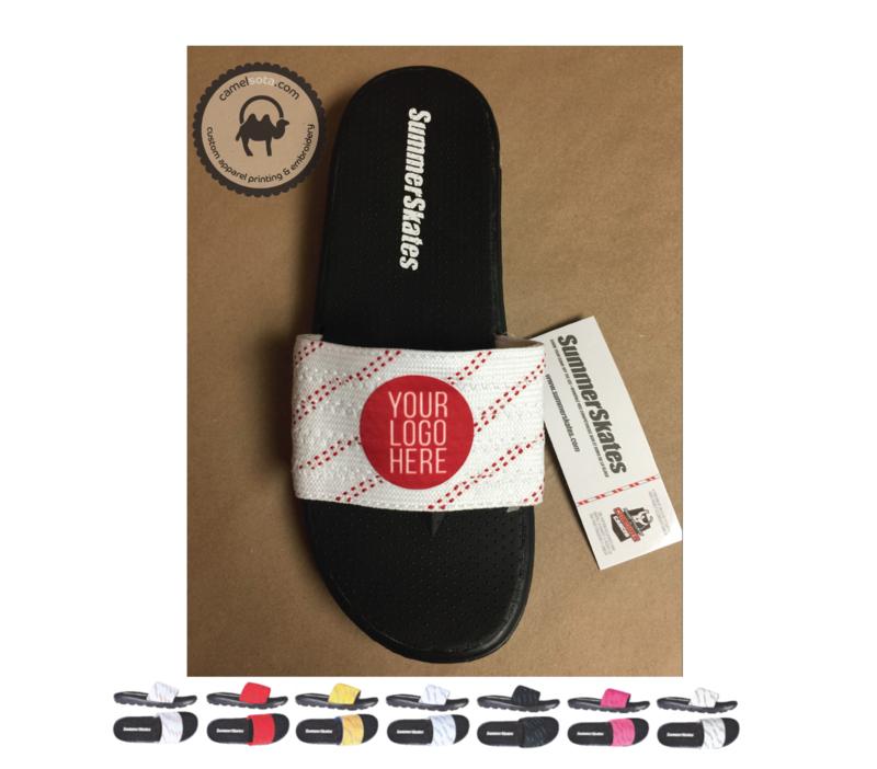 Custom SummerSkates - Min 12 pair per logo