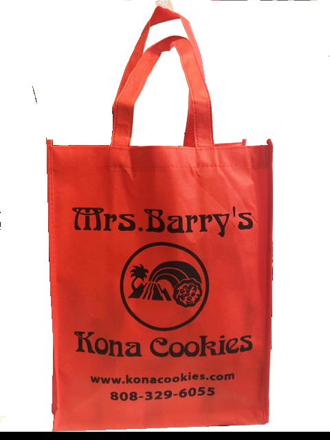 Mrs. Barry's Reusable Tote Bag 13x12