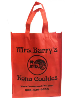 Mrs. Barry's Reusable Tote Bag 13x12