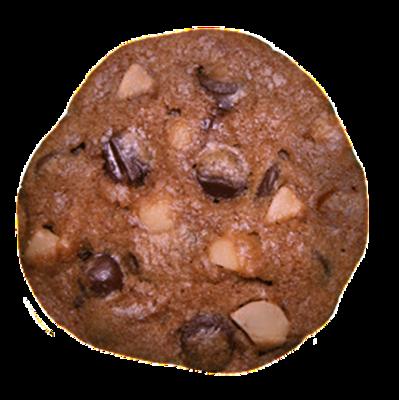 Chocolate Chip Macadamia Nut Kona Cookies | 16 Per Bag
