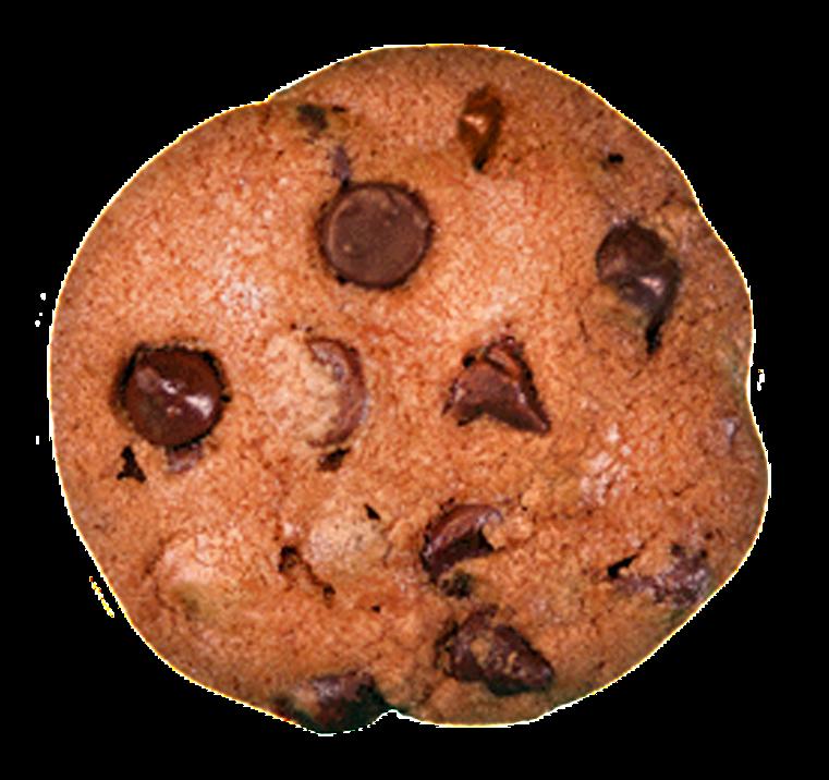 Chocolate Chip Kona Cookies | 16 Per Bag