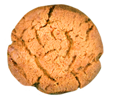 Mrs. Barry's Peanut Butter Kona Cookies | 16 Per Bag
