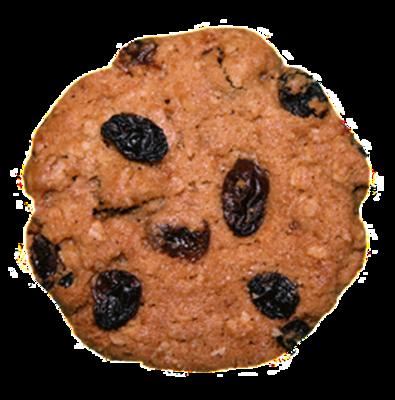 Oatmeal Raisin Kona Cookies | 16 Per Bag