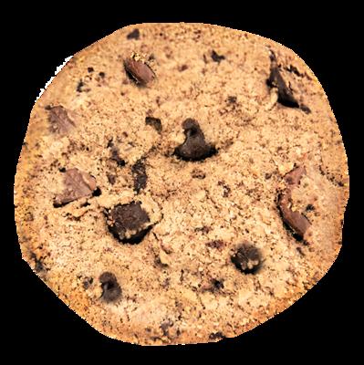 Coffee Crunch Kona Cookies | 16 Per Bag