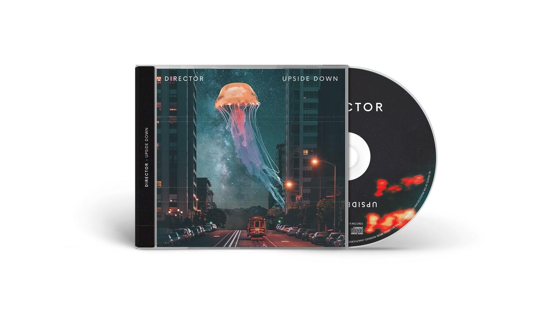 CD - Album - Upside Down