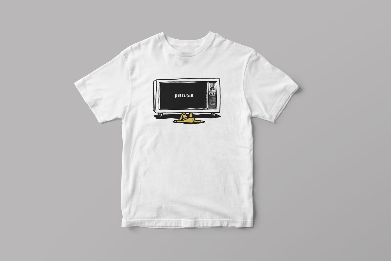 """T-Shirt """"Télé"""""""