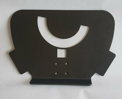 Footrest (without edges)