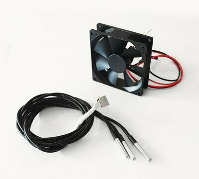 Free overheating control system upgrade kit for EXISTING Yaw VR OWNERS