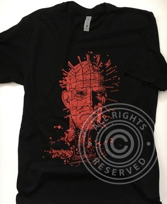 Red Pinhead Signature Tee-Shirt