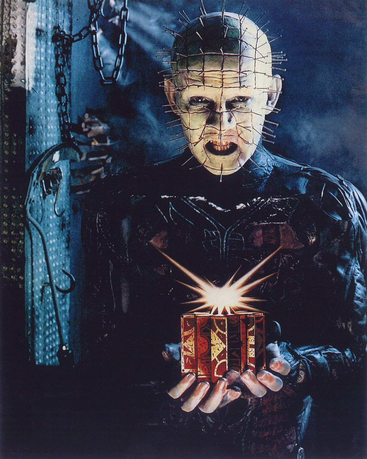 The Classic. Pinhead with Lament Configuration. 8