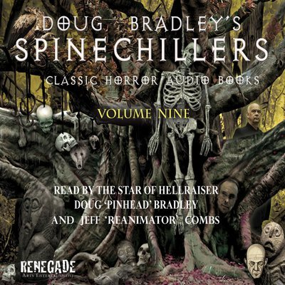 Spinechillers Volume 9