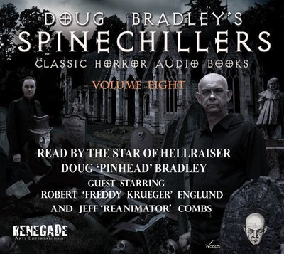 Spinechillers Volume 8
