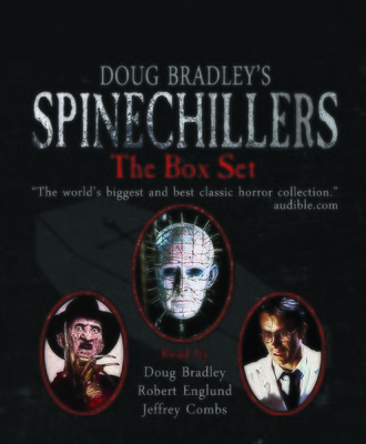 Spinechillers Box Set