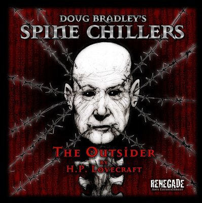 Spinechillers DVD: The Outsider by H. P. Lovecraft