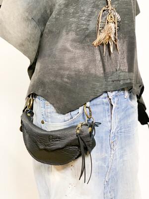 Click On Jeans Tasje  Zwart